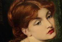 Dante Gabriel Rossetti / by Julia Forster