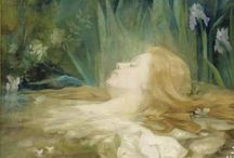 Ophelia / by Julia Forster