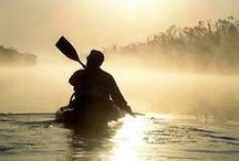 Canoe's, Kayaks and Paddle Boards / by Clyan Blapp