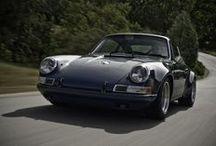 Porsche / by Ashton Menefee