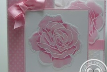 Homemade Cards with Flowers / by Kristin Sauvage-Leindecker