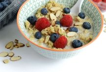 Breakfast / Foods to give you Energy all day long / by Triad To Wellness