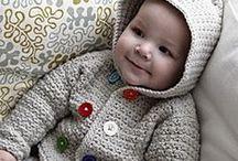Crochet--Babies & Children / by Kathy Ofsharick