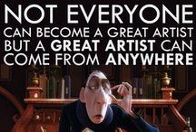 A Bit Of Ratatouille / by Disney Movie Rewards