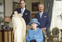Royal / The British Royal Family plus a few others who might get pinned too! / by Rosie Posy