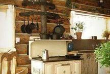 Old Stoves / by Country Girl