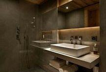salle de bain / by Isabelle