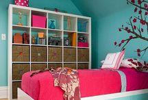 Interior Decor: E's Room / by Heidi