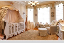 Dream Nursery / Nursery ideas for our new baby (especially gray & yellow)! / by Kelly Knight