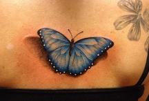 Tattoos  / by Eileen Mullay