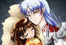 Sesshomaru and Rin  / by Brianna Lo