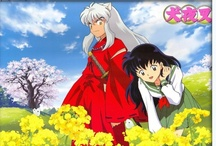InuYasha and Kogome / by Brianna Lo