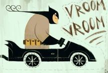 Batman is everything / by VegasSeth