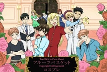 Ouran High School Host Club / by Brianna Lo