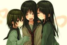 Anime Girls / by Brianna Lo