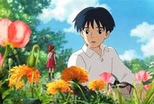 The Secret World of Arrietty / by Brianna Lo