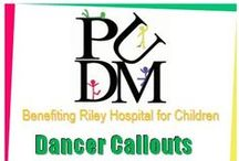 Call-Outs / by Purdue Dance Marathon