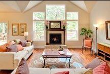 Living Room / by Houseplans LLC
