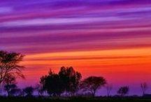 Sunrise ~ Sunset / by Katherine Blair