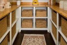 Storage Ideas / by Houseplans LLC