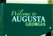 Augusta, GA / My Hometown ❤ / by Sandra Wyman