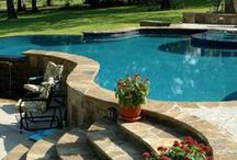 Spectacular Pools / by Houseplans LLC
