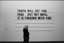 Speaking Truths / by VegasSeth