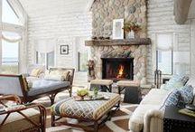 Fireplace & Mantels / by Houseplans LLC