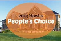2013 Howies : People's Choice / VOTE by pinning or liking your favorite plan in this category. / by Houseplans LLC