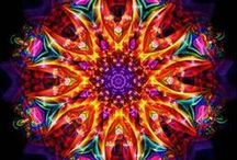Mandalas & Fractals / by Katherine Blair