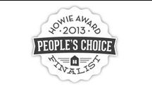Finalist : People's Choice / Vote now by pinning and sharing your favorite plan.  These are the highest vote-getters for the People's Choice category. / by Houseplans LLC