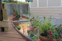 Gardening the backyard & all things that grow / by Brenda Allen