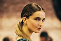 Buns, braids and pony tails / by Maxmodels.pl