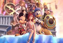Kingdom Hearts / by Katelynn Pike