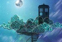 Doctor, who? / by Elizabeth Robinson