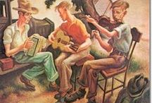 Musicians / by Robert Armstrong