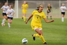 Cowgirl Soccer / SCORE!!!! / by Wyoming Cowboys