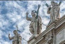 Priest and Nun / Church / Vatican / by Maria Allegra
