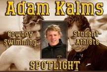 Get to Know a Poke / Take some time to GET TO KNOW A POKE. Learn more about the student athletes here at the UNIVERSITY OF WYOMING!!   / by Wyoming Cowboys