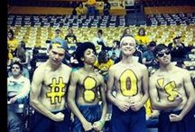 Pokes on Instragram / by Wyoming Cowboys