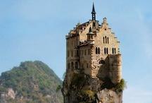 :Favorite Dream Castles: / by Rhonda Fleming Van Dussen
