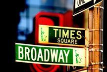 Broadway, My Broadway! / by Annie Scheetz