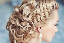 Beauty :Hair, Make Up, Nails / by Natasha Peiers