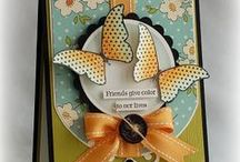 Cards - Butterflies / Handmade cards with butterflies / by Heather