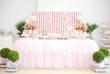 Party Kids / Kids Party Décor, Celebrations, Baby Showers, Baptism / by Daniella Sandin