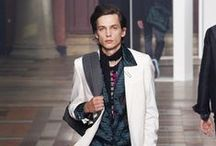 Menswear Trends: Spring 2015 / by Style.com
