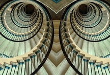 Facades, Portals & Spirals / by Barbara Powers