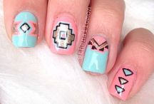 Nail designs / by Candace Keesic