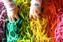 Infant Sensory Activities / by Erin Miller