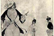 Aubrey Beardsley / English illustrator and author (1872-1898) / by Pearl Pea